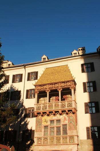 tetto d'oro Innsbruck