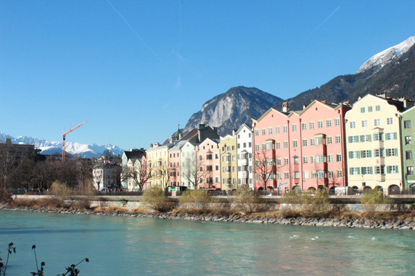 Innsbruck in inverno