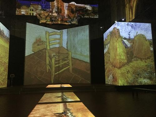 Van Gogh e il grano