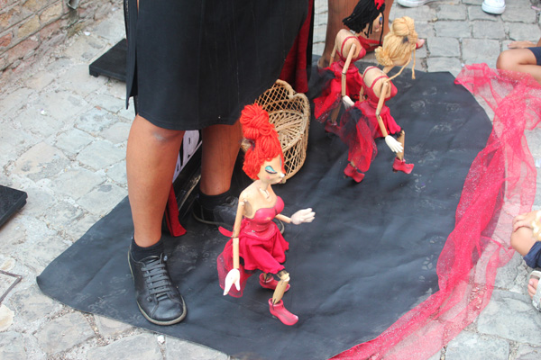 marionette magic castle