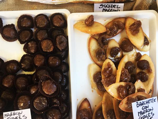 dolci alle castagne marradi
