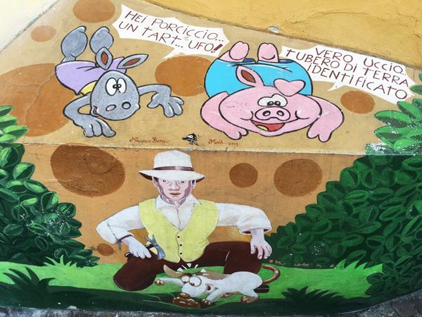 street art alba