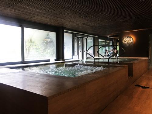 piscina interna terme sensoriali