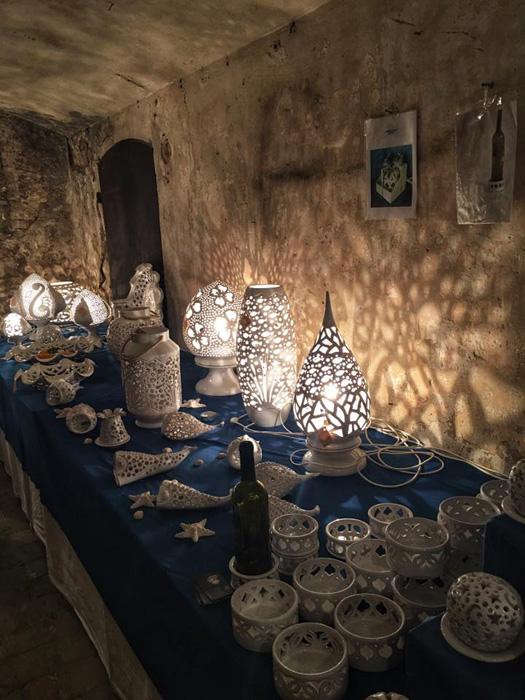 artigianato terracotta sant'agata feltria