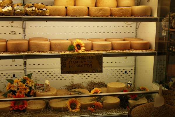 formaggi umbria