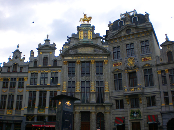 palazzo bruxelles