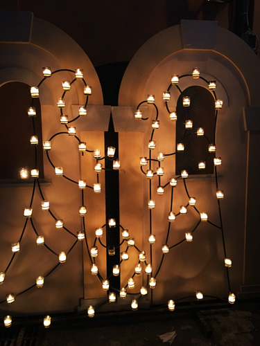 presepe candelara