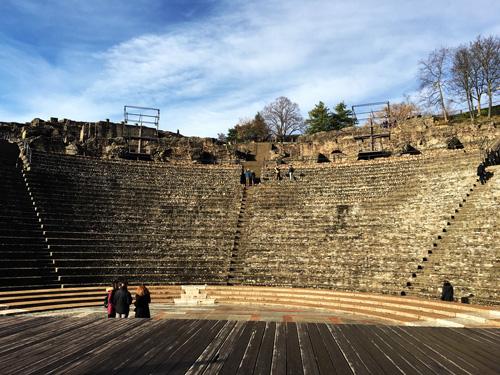 teatro romano lione