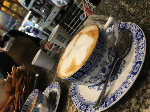 caffè Beccuti Torino
