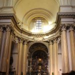 interno chiesa san luca bologna