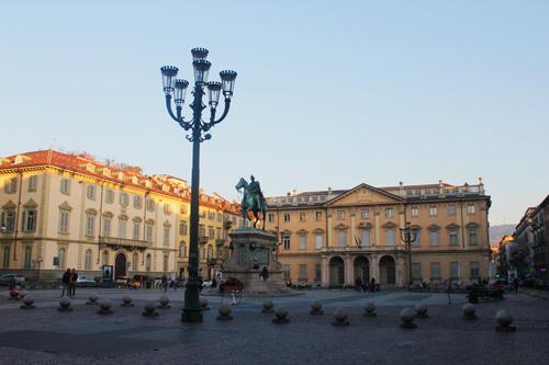 Piazza Bodoni Torino