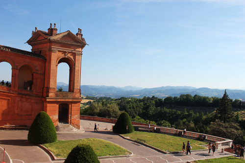 santuario di san luca bologna