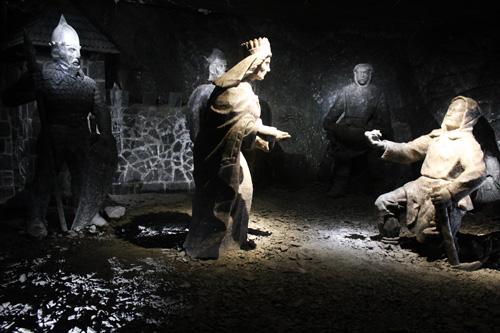 miniere sale cracovia