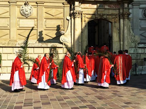 processione pasqua a cracovia