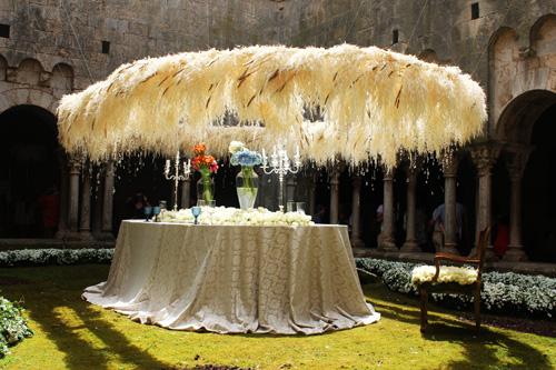 decorazioni di lusso girona festa fiori