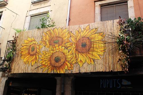 ddecorazioni girona festa fiori