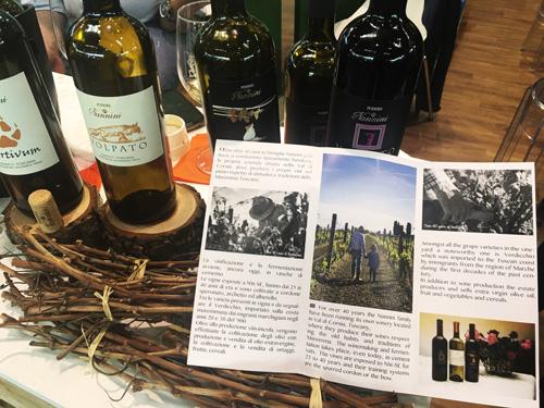 vino e famiglia vinitaly