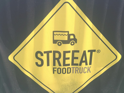 streeat food truck festival logo