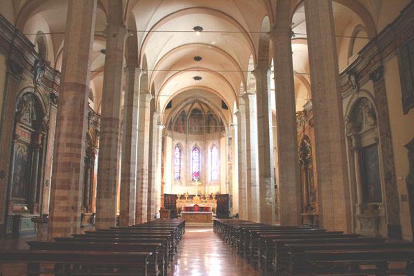 cosa vedere a gubbio: chiesa san francesco Gubbio