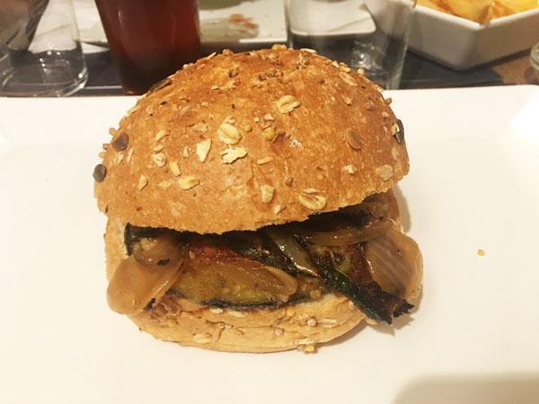 mangiare a Gubbio: 120 grammi