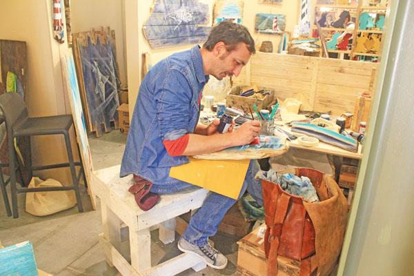mida firenze: gli artigiani della mostra internazionale dell'artigianato