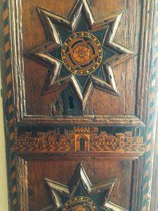 cosa vedere a gubbio: interno Palazzo Ducale Gubbio