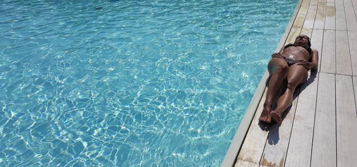cosa fare a riccione: la piscina di perle d'acqua park