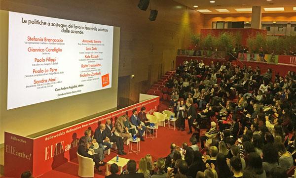 elle active: incontro in plenaria