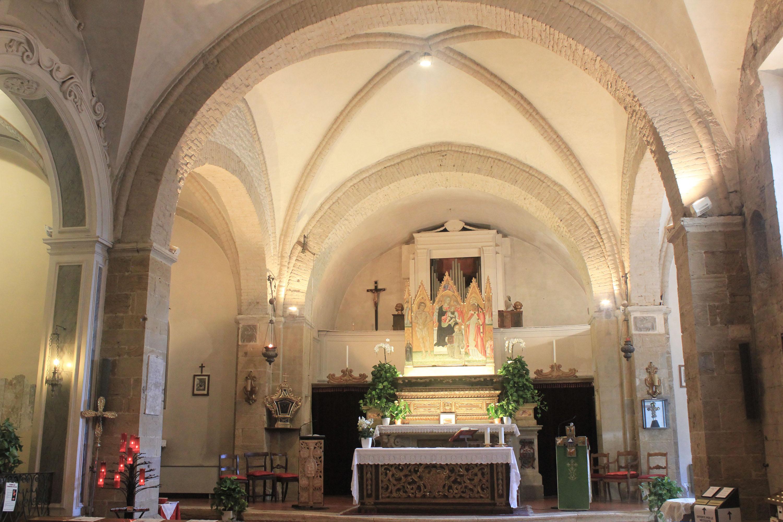 chiesa trequanda