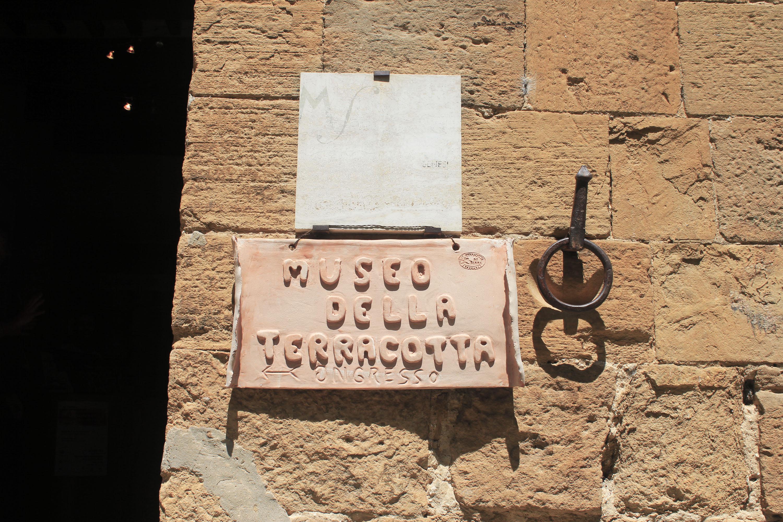 museo terraccotta petroio