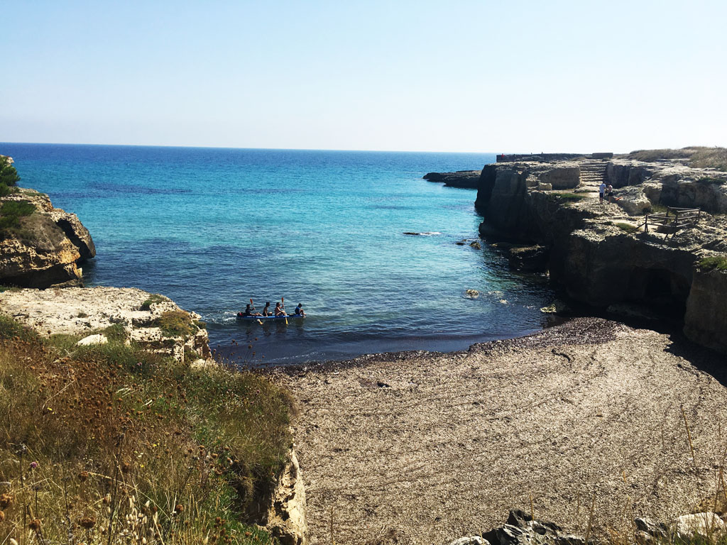 La Grotta della Poesia in Puglia