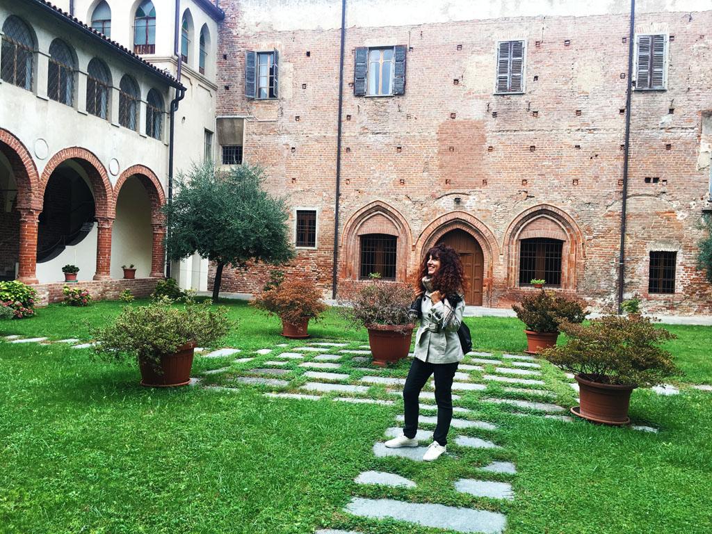 Casale Monferrato: il Chiostro San Domenico