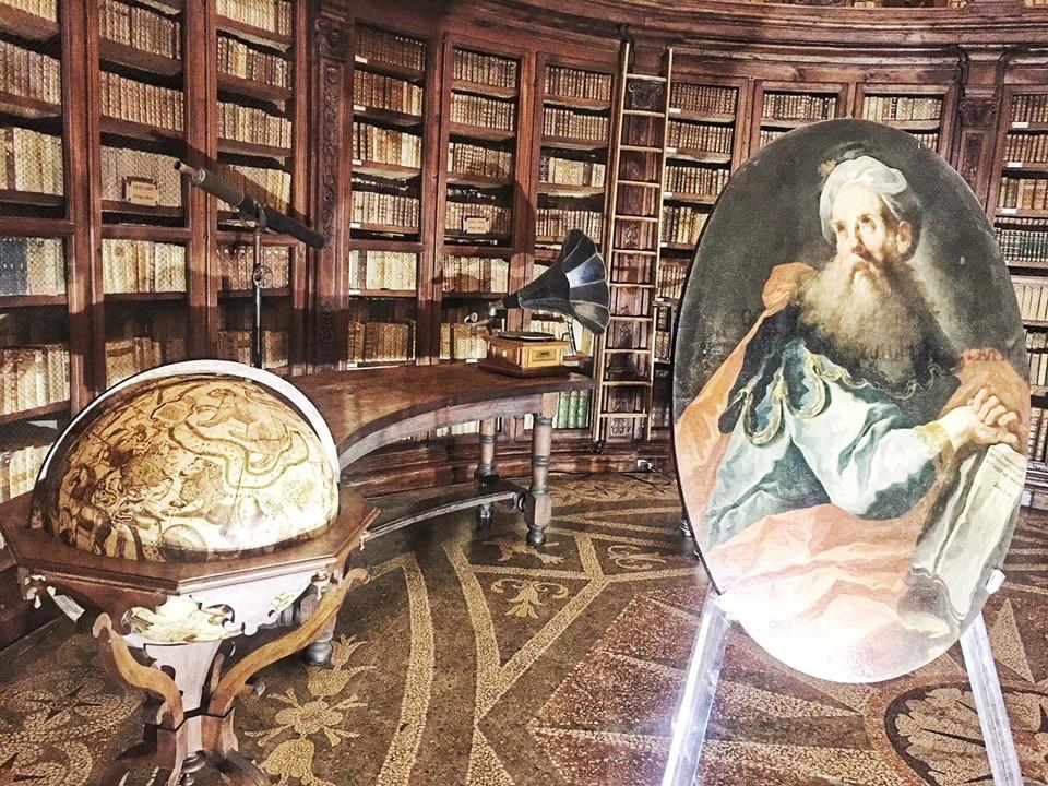 Casale Monferrato: la Biblioteca del Seminario