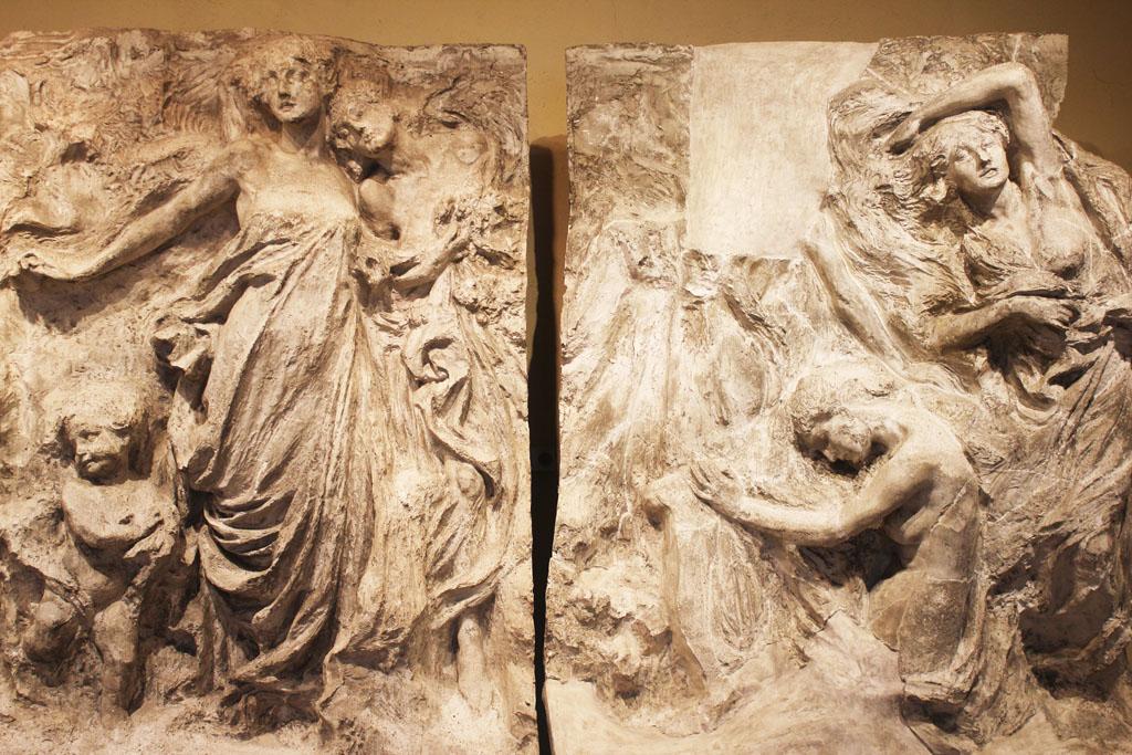 Casale Monferrato: Museo Civico e Gipsoteca Bistolfi