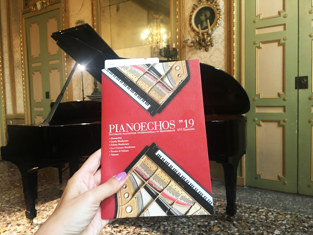 Casale Monferrato: Piano Echos