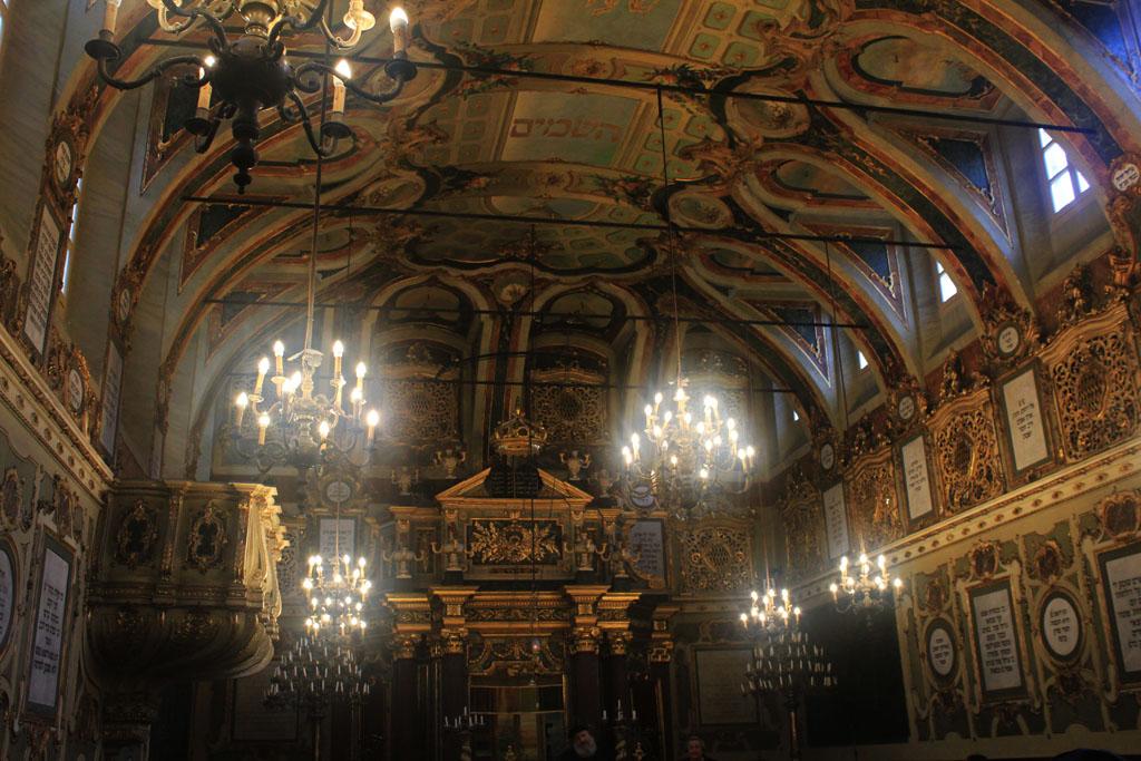 Casale Monferrato: la Sinagoga
