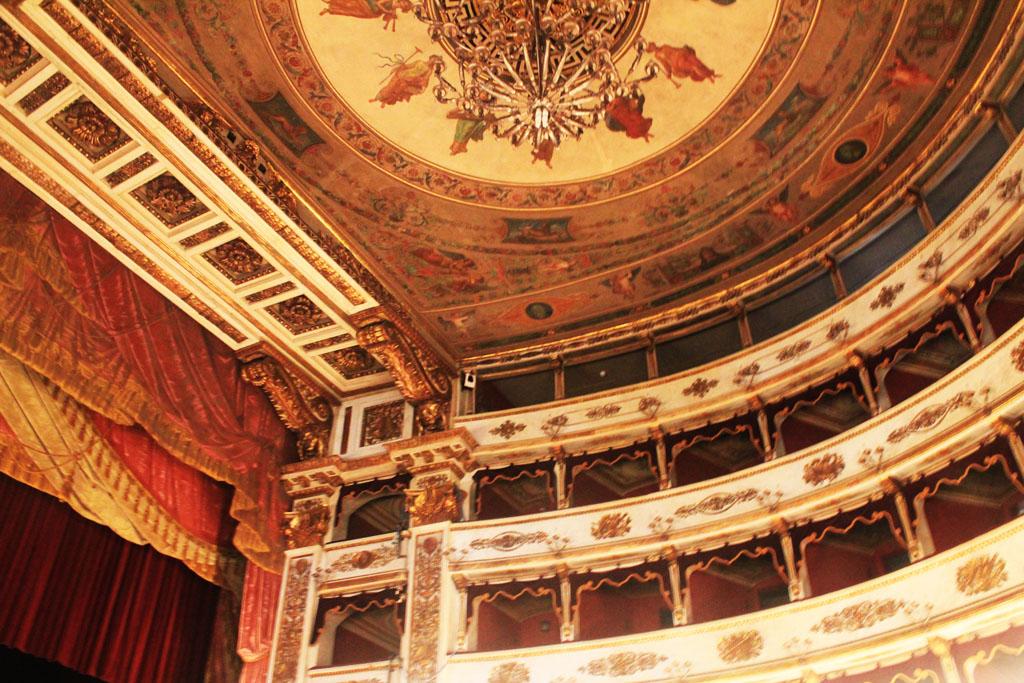 Casale Monferrato: il teatro municipale