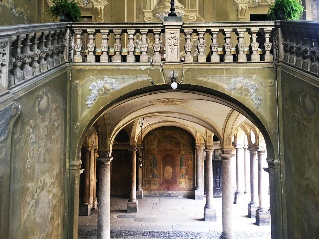 Palazzo Treville Casale Monferrato