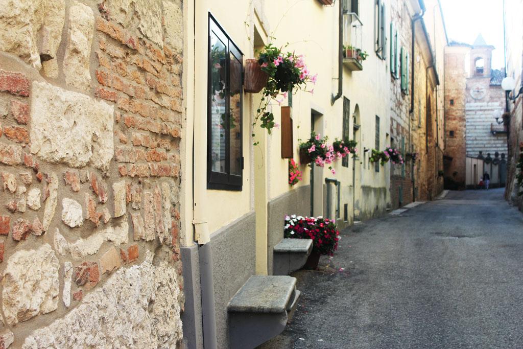 Il borgo di Cella Monte