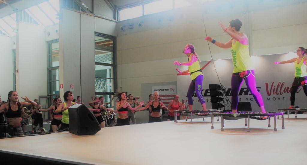 Insegnanti fitness: Jill Cooper