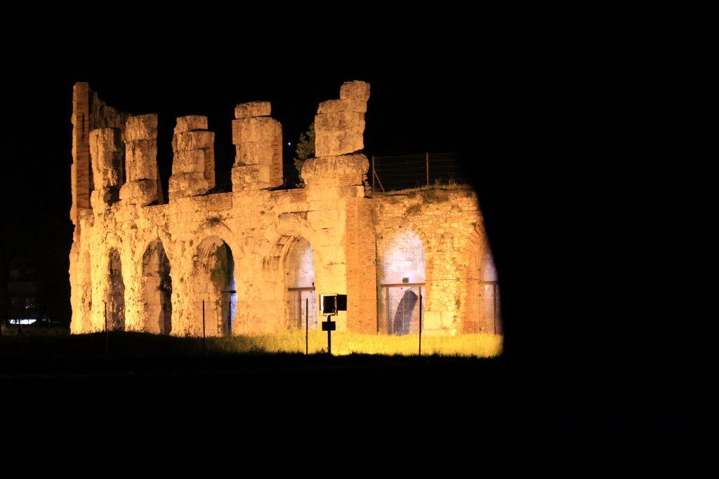 anfiteatro romano Gubbio