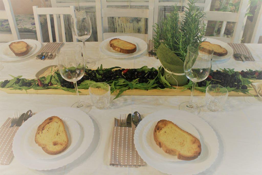 home restaurant puglia: michele guida