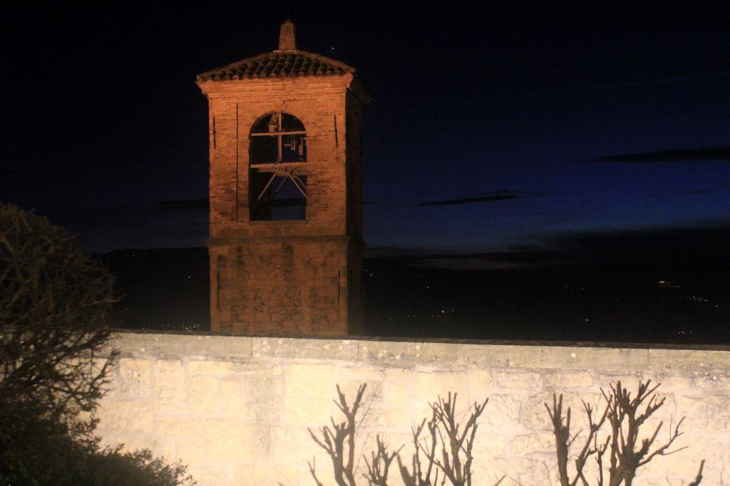 San Marino di notte