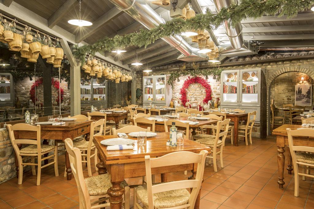 ristoranti santarcangelo di romagna: dai galletti