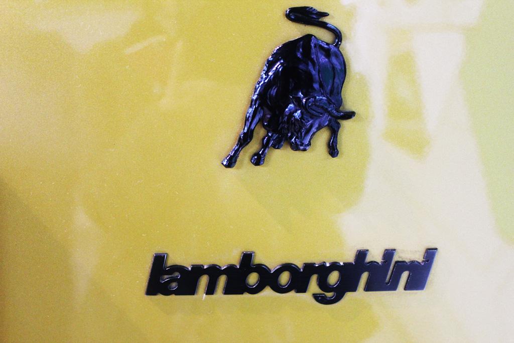logo della lamborghini