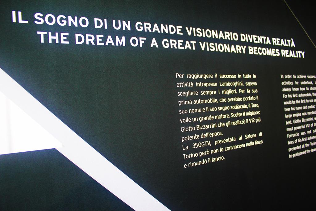 ferruccio lamborghini e il suo sogno
