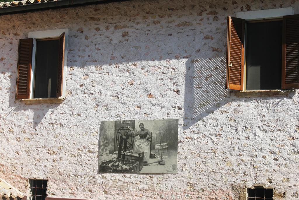 Rasiglia in Umbria