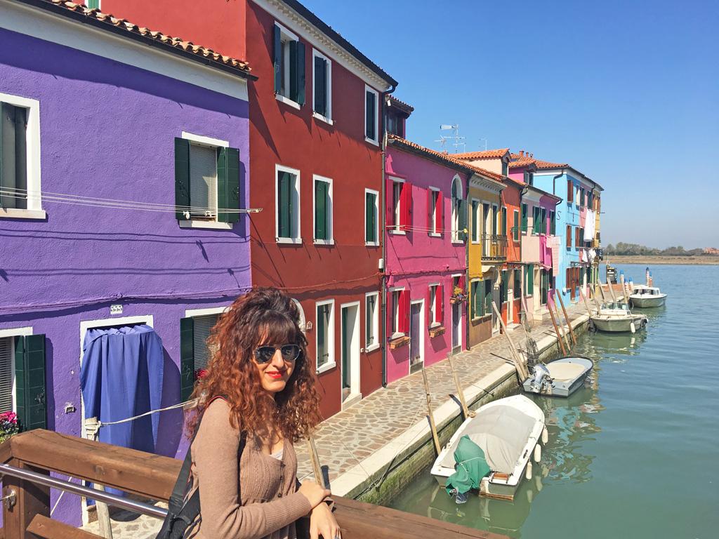 l'isola dalle case colorate