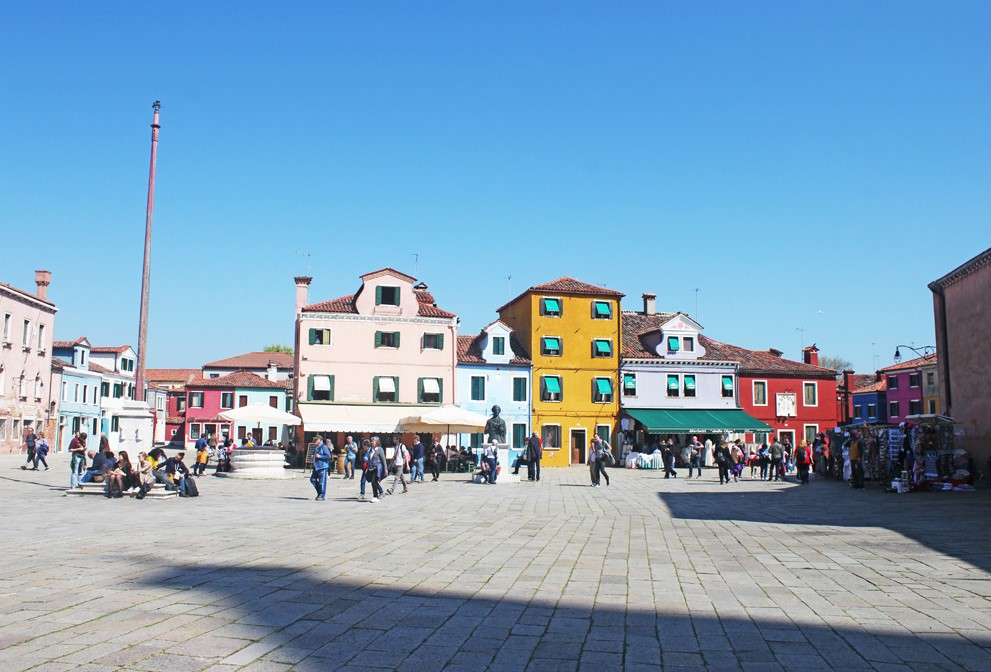 piazza di burano