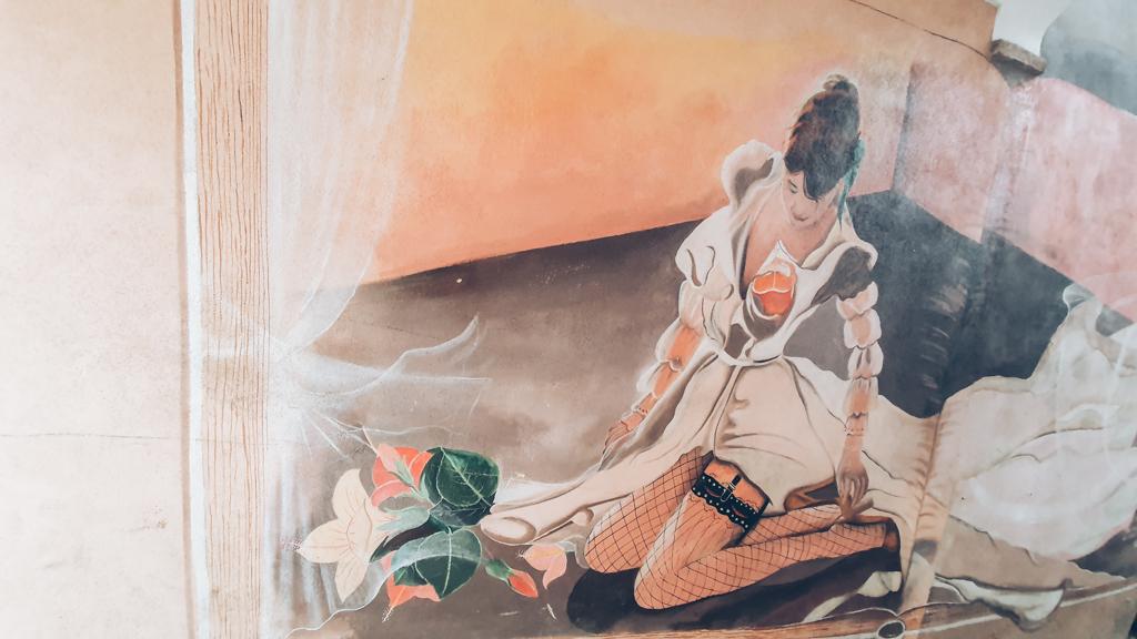 borgo dei murales in romagna